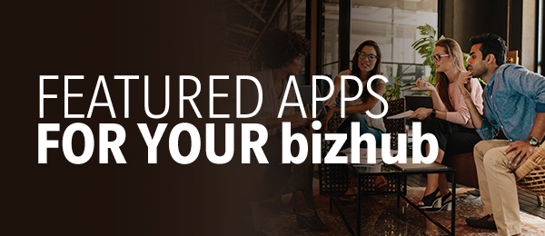 Featured Apps for Your bizhub