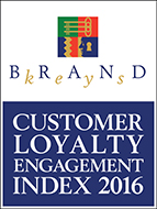 Brand Keys. Customer Loyalty Engagement Index 2016.
