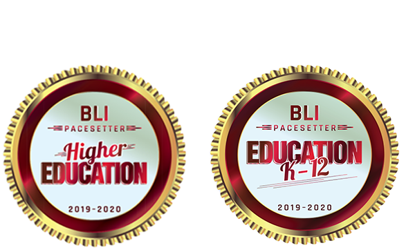 BLI Education Pacesetter - 2019