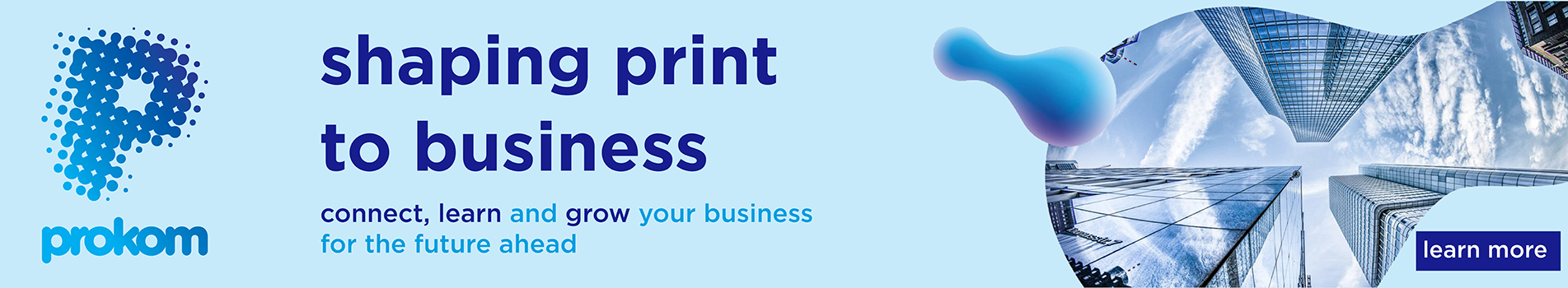 Prokom - Shaping print to business