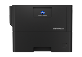 Thumbnail image of the bizhub 5000i