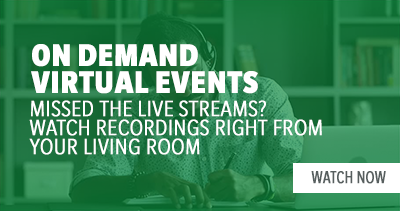 Click here to view on demand webinars
