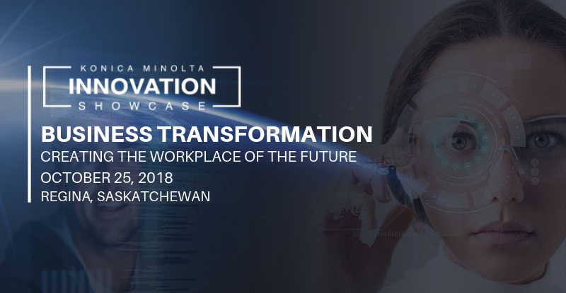 Business Transformation – Creating the Workplace of the Future