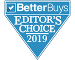 Better Buys Editor's Choice Award 2019