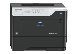 Image of bizhub 4702P compact printer