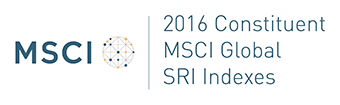 MSCI. 2016 Constituent MSCI Global SRI Indexes
