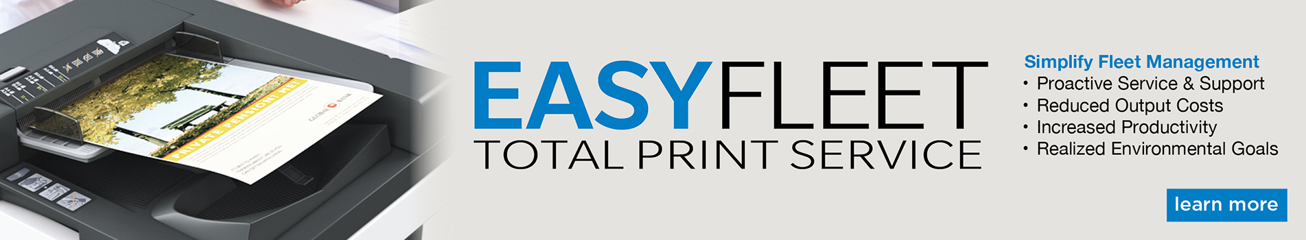 EasyFleet Total Print Services