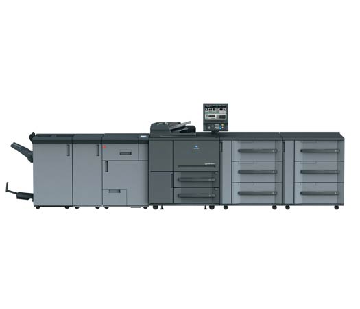 bizhub PRESS 1250 et 1250P