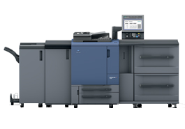 Image of bizhub PRESS C1060