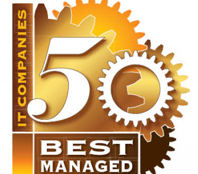 Top 50 Best Managed IT Companies badge