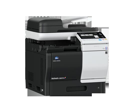 bizhub C3351 Laser Multifunction Printers  Konica Minolta