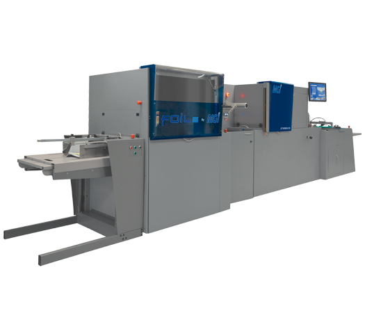 image of MGI iFOIL S Printing Press