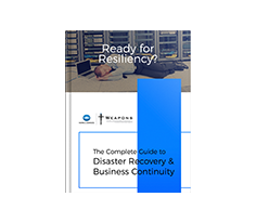 The Complete Guide to Disaster Recovery & Business Continuity