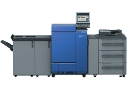 Image of bizhub PRESS C1085