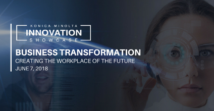 Konica Minolta Innovation Showcase - Business Transformation