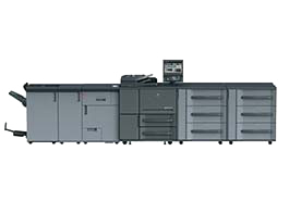 Image of bizhub PRESS 1250 et 1250P