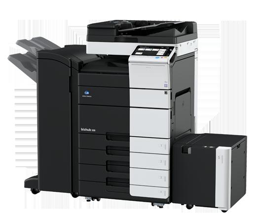 bizhub 308e Laser Multifunction Printers  Konica Minolta Canada