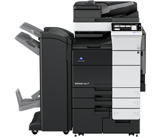 bizhub C659  Colour Multifunction Printer