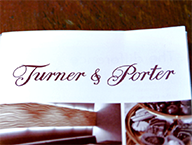 Turner & Porter Customer Success Story