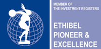 Member of the investment registers. Ethibel pioneer & excellence