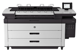Image of Appareil multifonction PageWide XL 4000 de HP Thumbnail